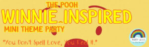 Mini Pooh Inspired Theme Party