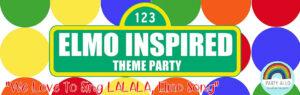Mini Elmo Inspired Theme Party