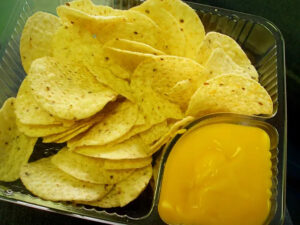 PartyAllo Event Management Singapore Nacho Cheese Station