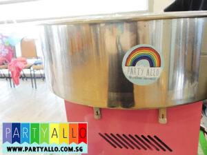 PartyAllo Event Management Singapore Popcorn