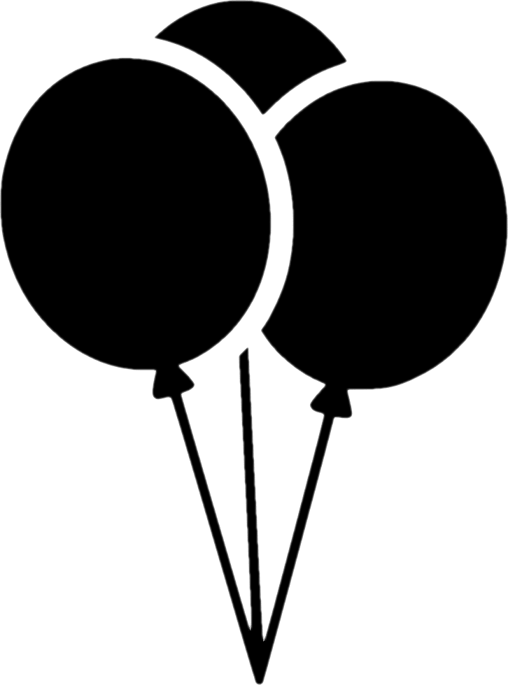 PartyAllo Theme Party Balloons