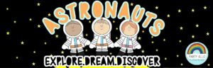 Astronaut Inspired Theme Party Package