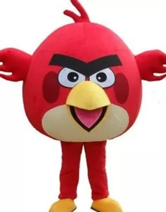 Angry Bird Mascot Rental Singapore