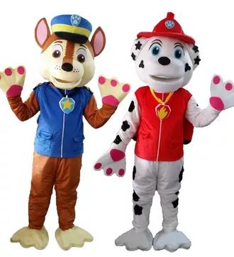 Paw Patrol Mascot Rental Singapore