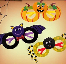Halloween DIY Spectacles