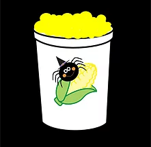 Insy Winsy Spider Cup Corn