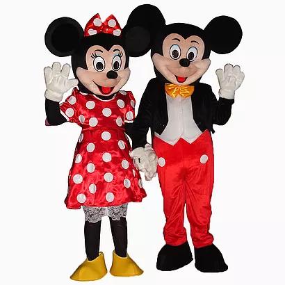 Minnie Mascot Rental Singapore
