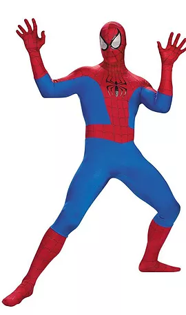 Spiderman Mascot Rental Singapore