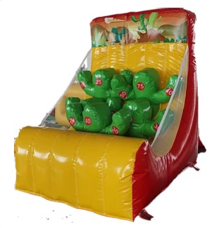 PartyAllo Inflatable Carnival Game Rental Singapore Cactus Hoops