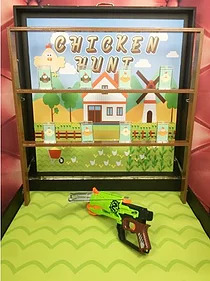 PartyAllo Carnival Game Booth Rental Singapore Chicken Hunt