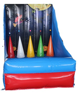 PartyAllo Inflatable Carnival Game Rental Singapore galactic-shoot