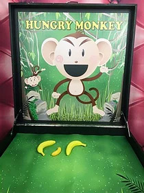 PartyAllo Carnival Game Booth Rental Singapore Hungry Monkey