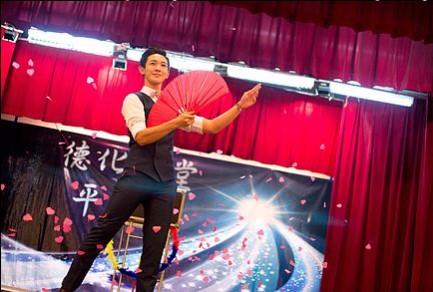 PartyAllo Singapore Magic Show
