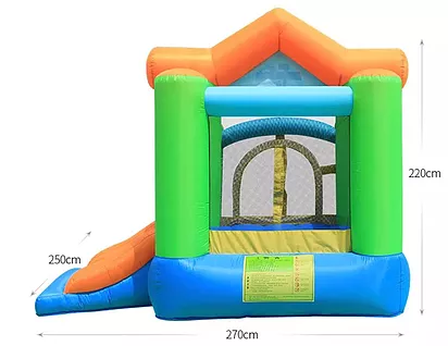 PartyAllo Inflatable Carnival Game Rental Singapore music bouncy
