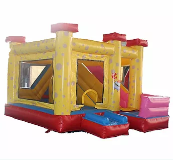 PartyAllo Inflatable Carnival Game Rental Singapore spongebob bouncy