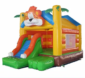 PartyAllo Inflatable Carnival Game Rental Singapore tiger bouncy